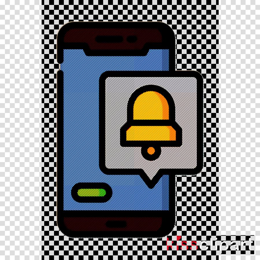 Alert icon Notification icon Social Media icon