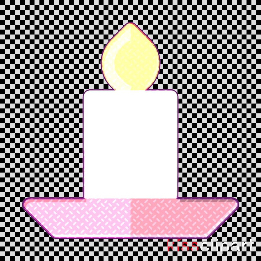 Spa icon Esoteric icon Candle icon