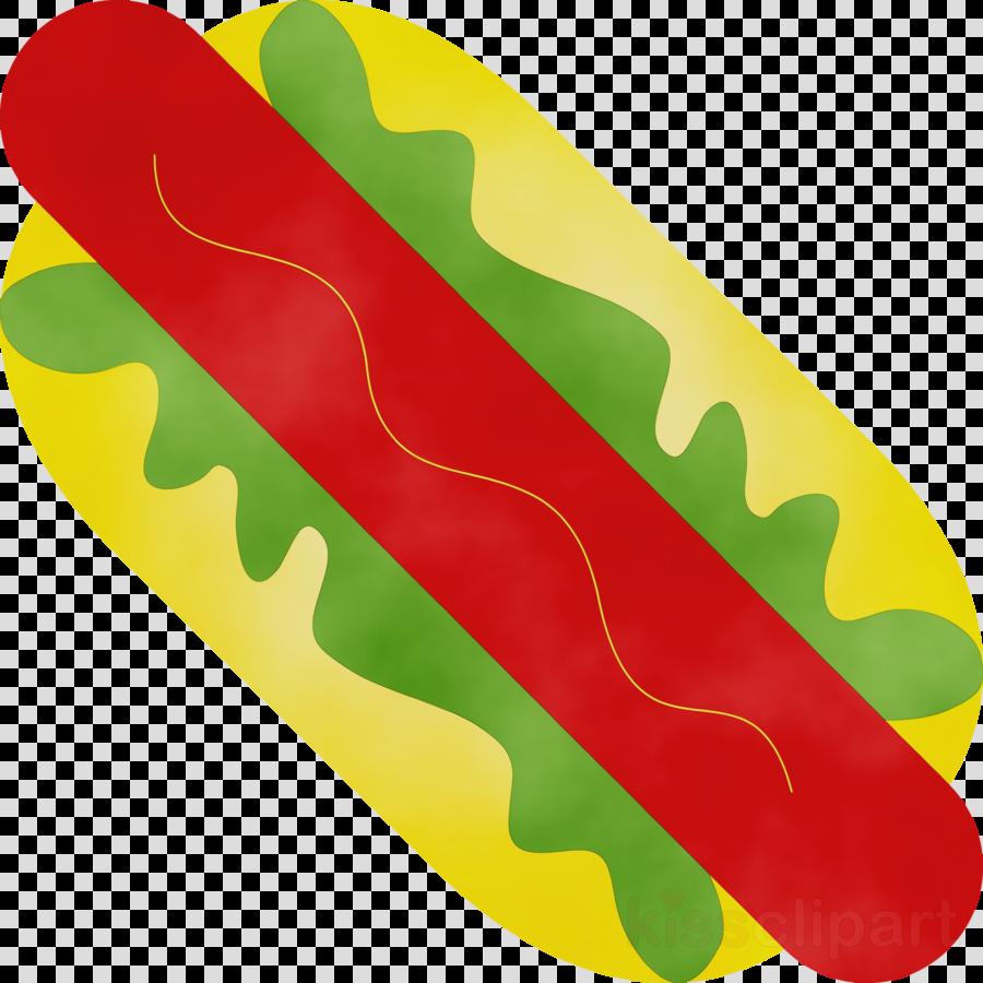 fast food hot dog bun vegetable hot dog