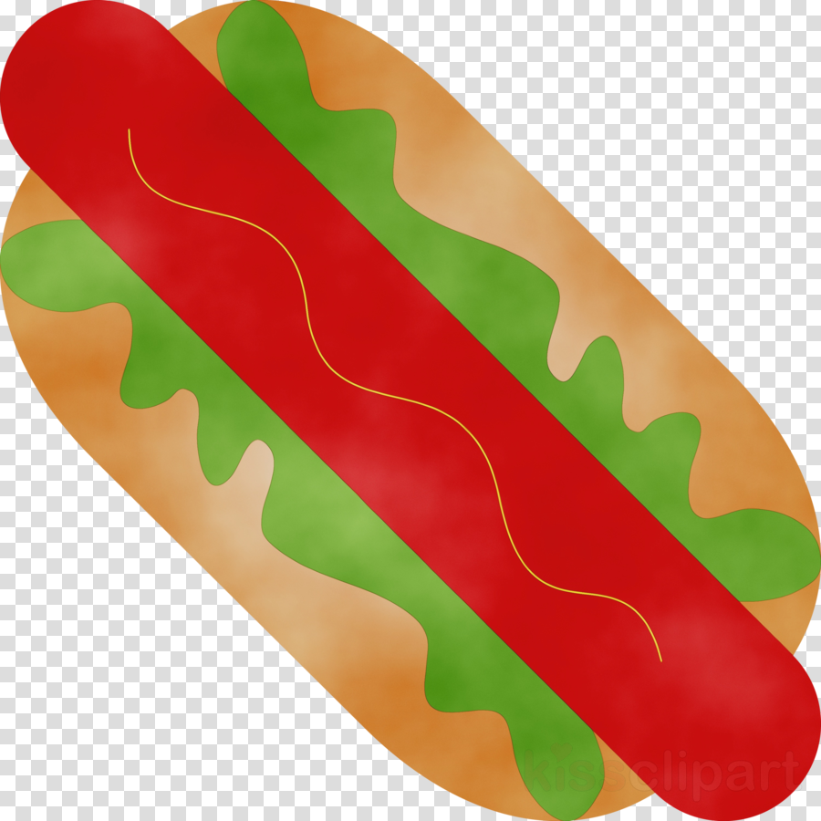 vegetable hot dog bun chili pepper fast food jalapeño