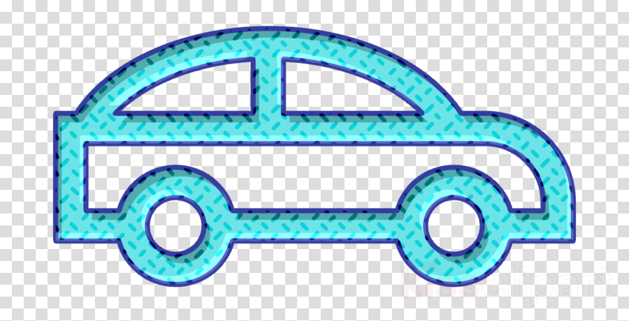 Transportation icon Car icon