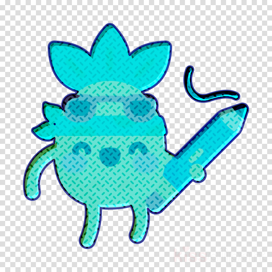 Drawing icon Pineapple Character icon Art and design icon