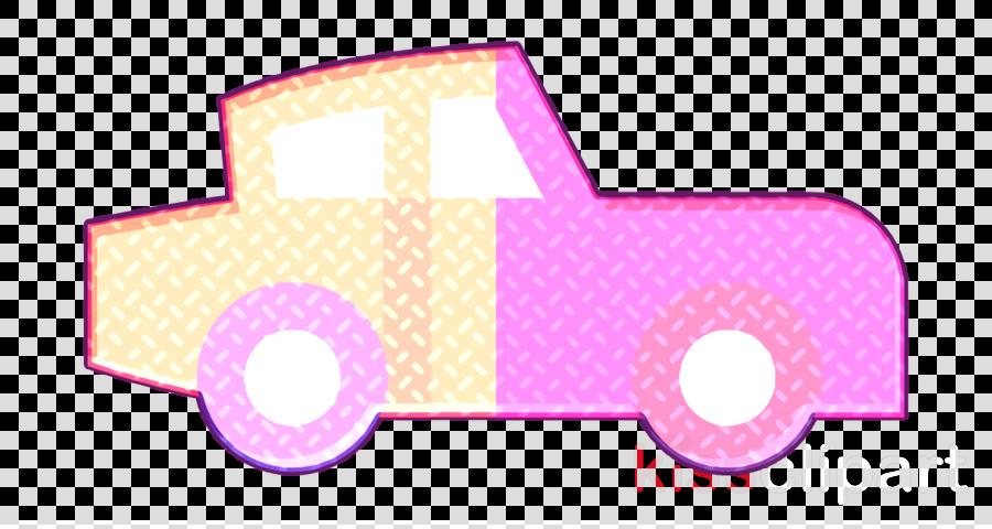 Classic car icon Transportation icon Car icon