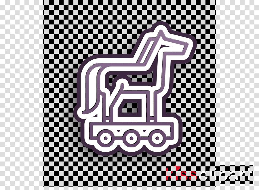 Trojan horse icon Data Protection icon Trojan icon