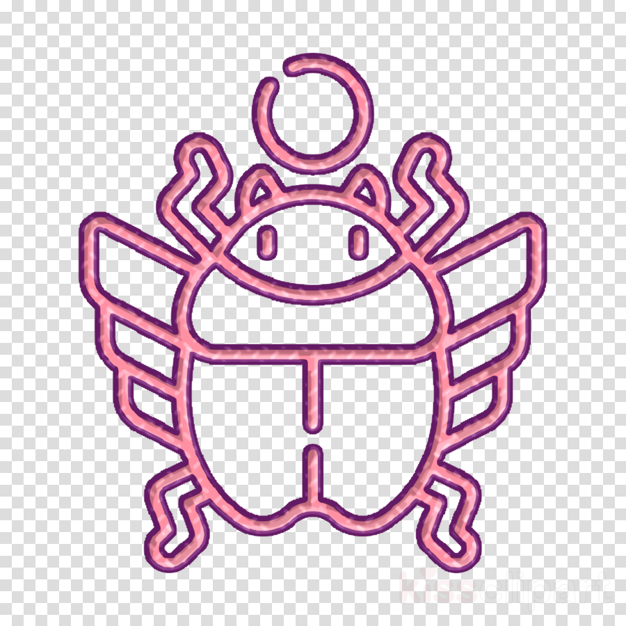 Egypt icon Beetle icon