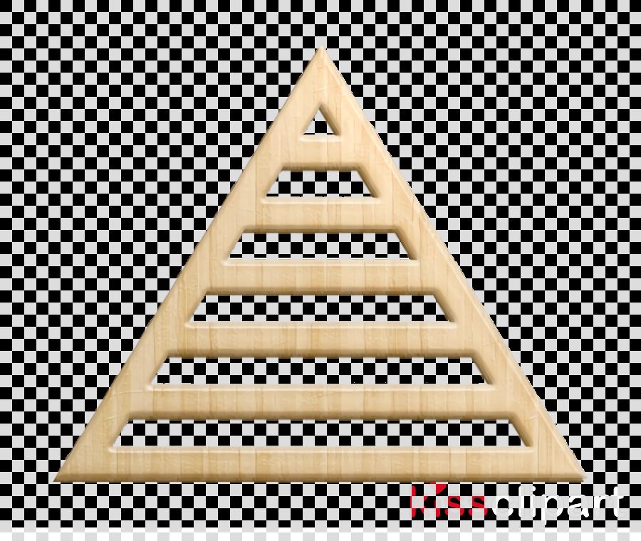 Pyramid icon Egypt icon