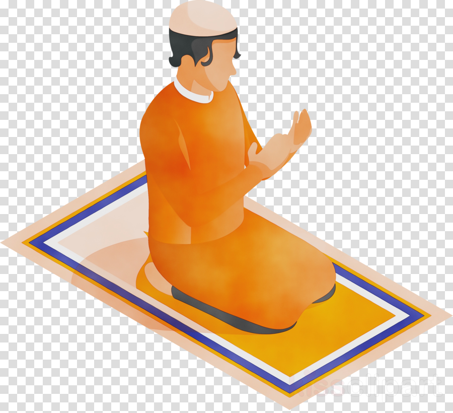 sitting kneeling figurine balance construction worker