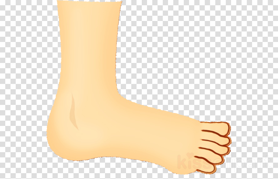 leg foot yellow footwear sole
