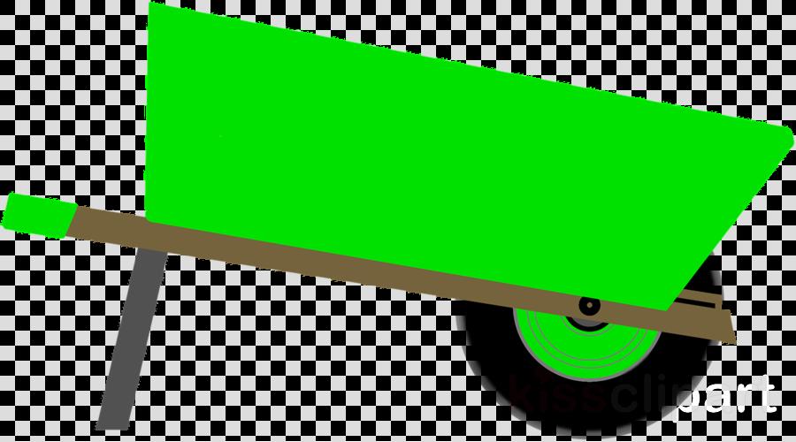 green cart wheelbarrow vehicle wheel