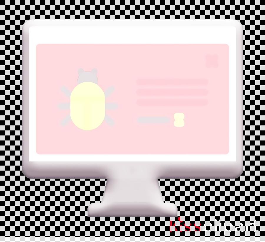 Virus icon Data Protection icon Banner icon