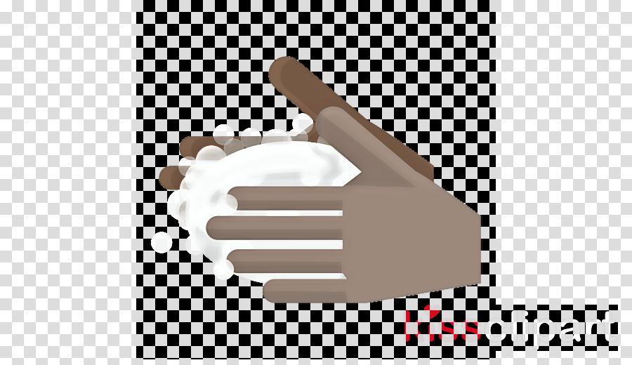 finger glove hand beige gesture