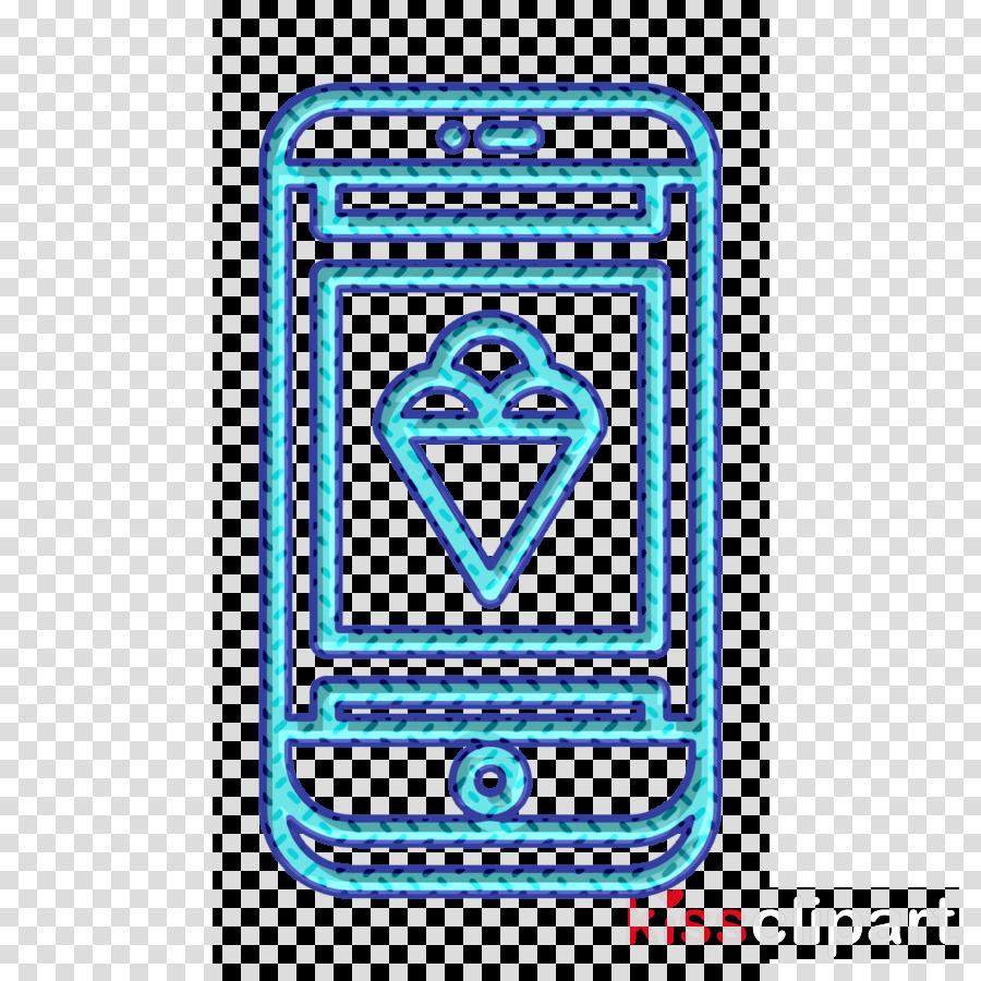 Phone icon Ice Cream icon Dessert icon