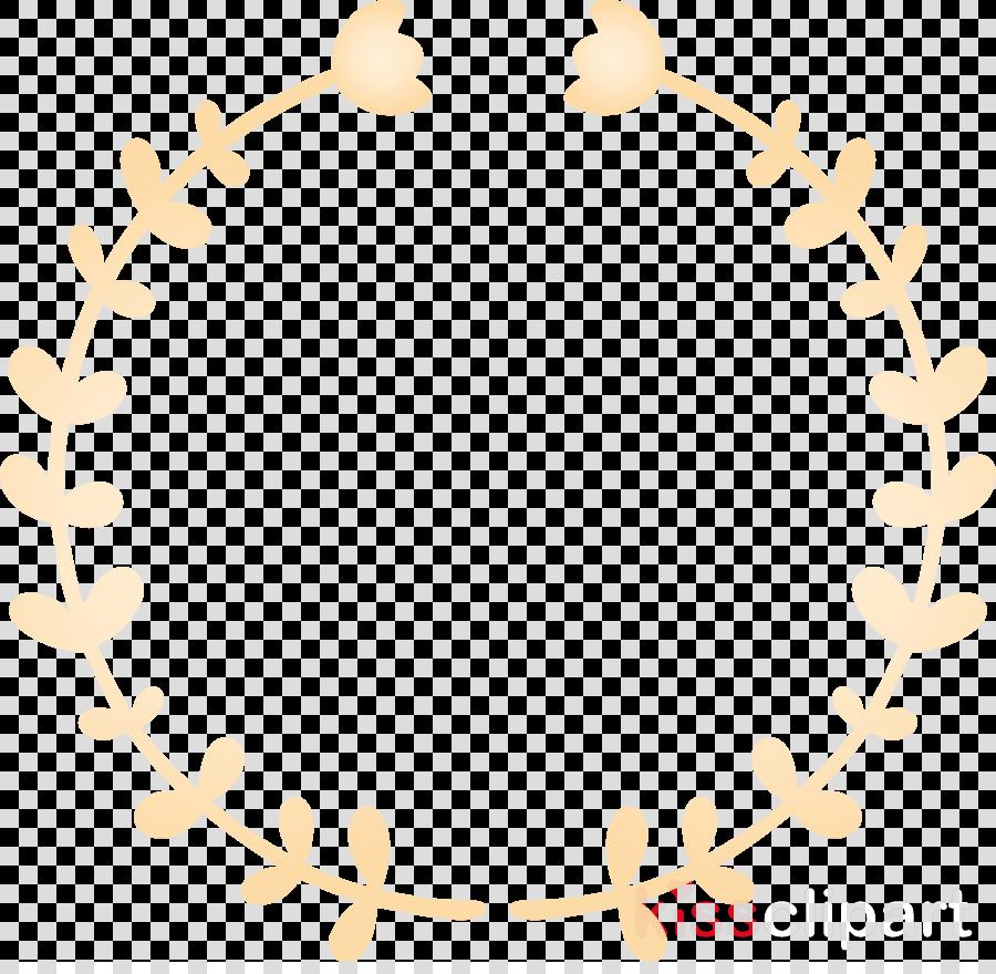 yellow circle beige jewellery