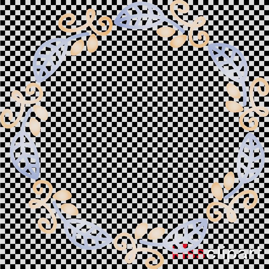 text circle pattern ornament