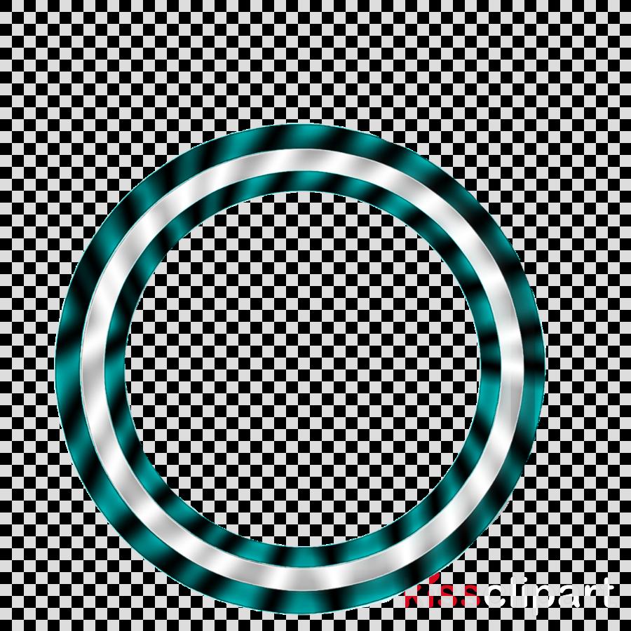 turquoise aqua turquoise circle jewellery