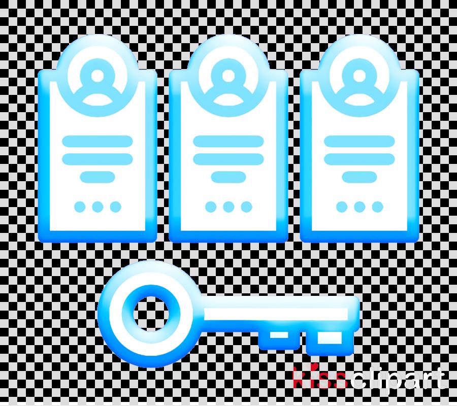 Account icon Ui icon Data Protection icon