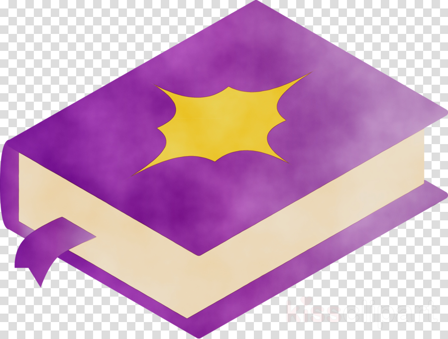 purple violet yellow flag paper product
