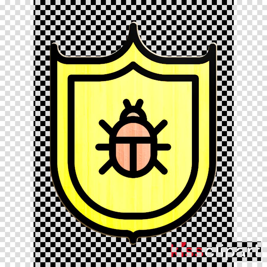 Antivirus icon Shield icon Data Protection icon