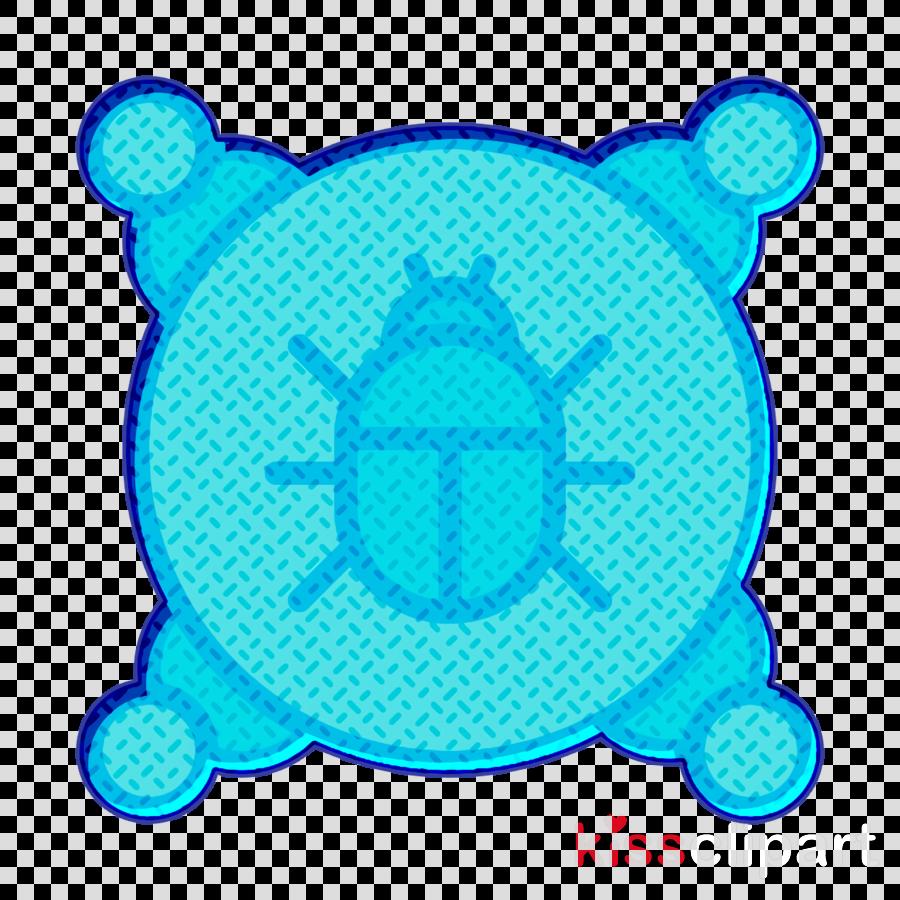 Bug icon Data Protection icon Virus icon
