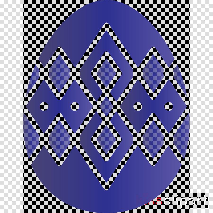 purple violet pattern electric blue circle
