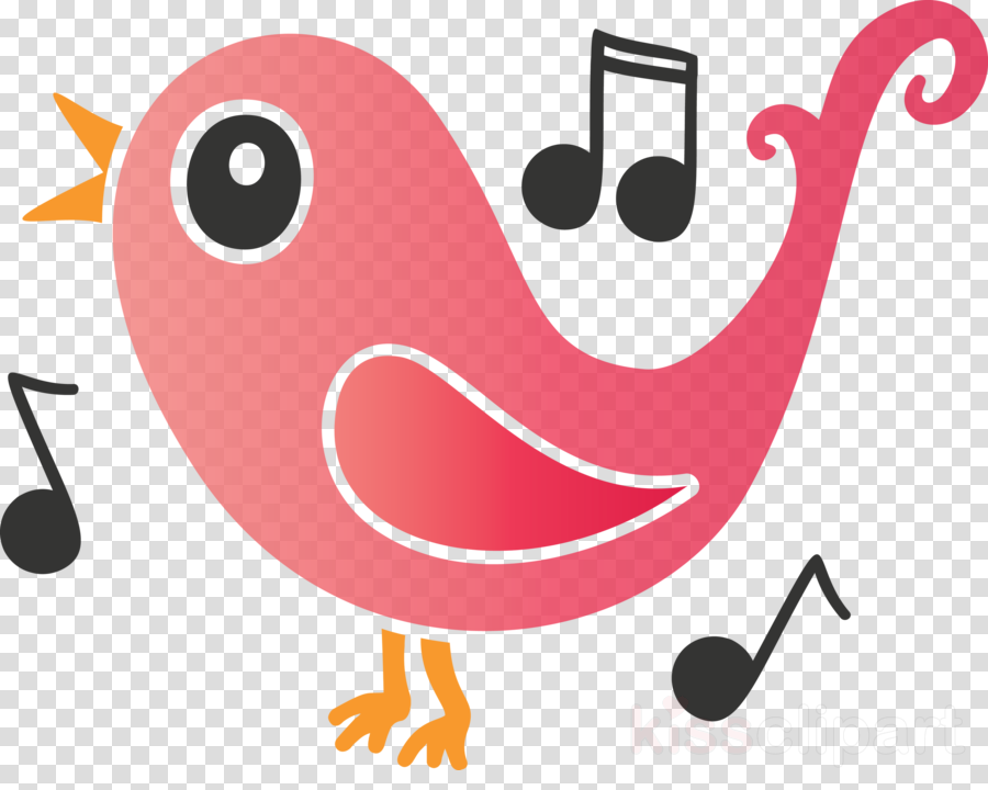 pink line smile icon coloring book