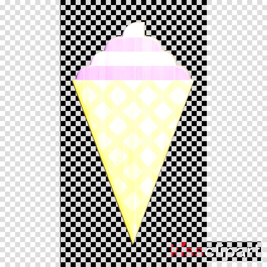Ice Cream icon Icecream icon Ice cream cone icon