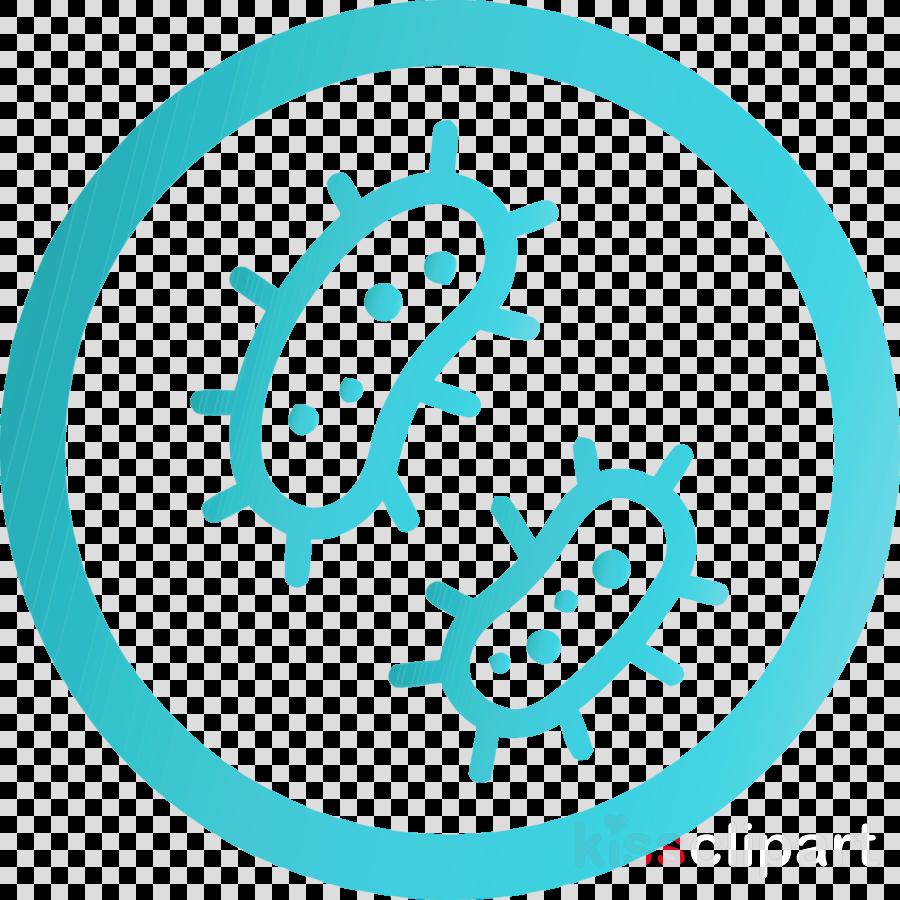 aqua turquoise circle oval