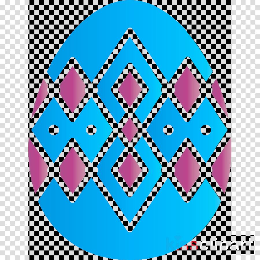 turquoise teal pattern magenta circle