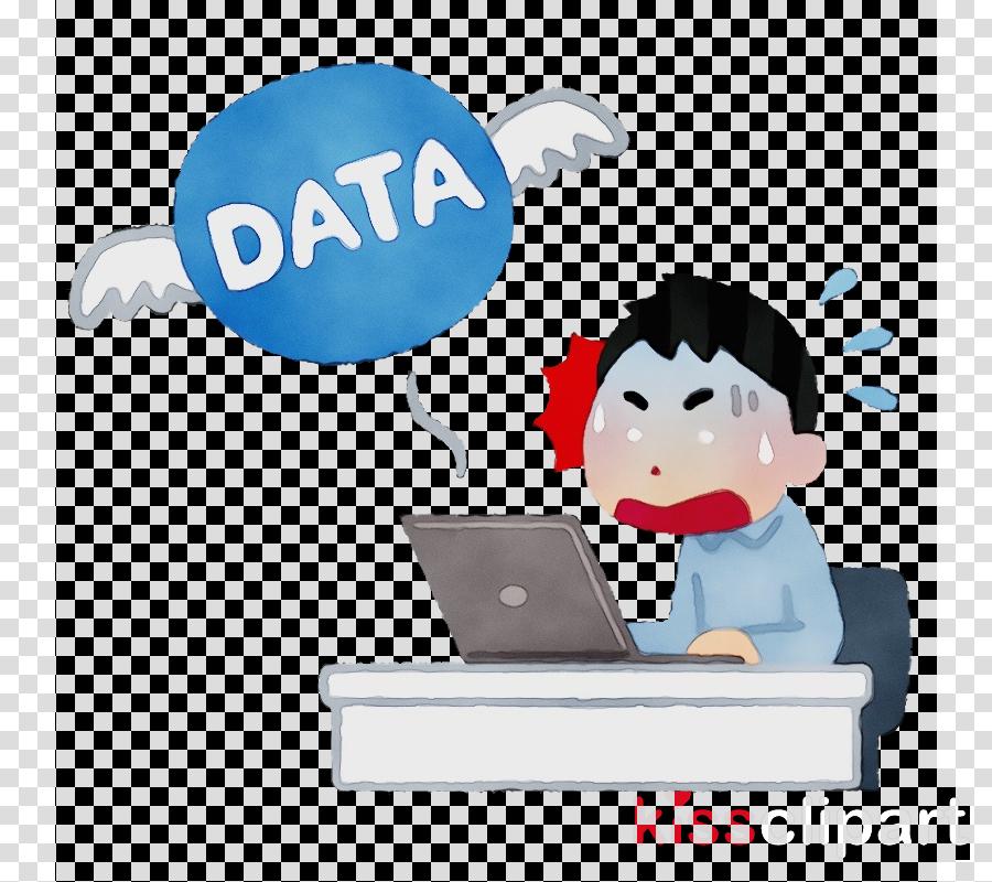 cartoon text learning logo technology