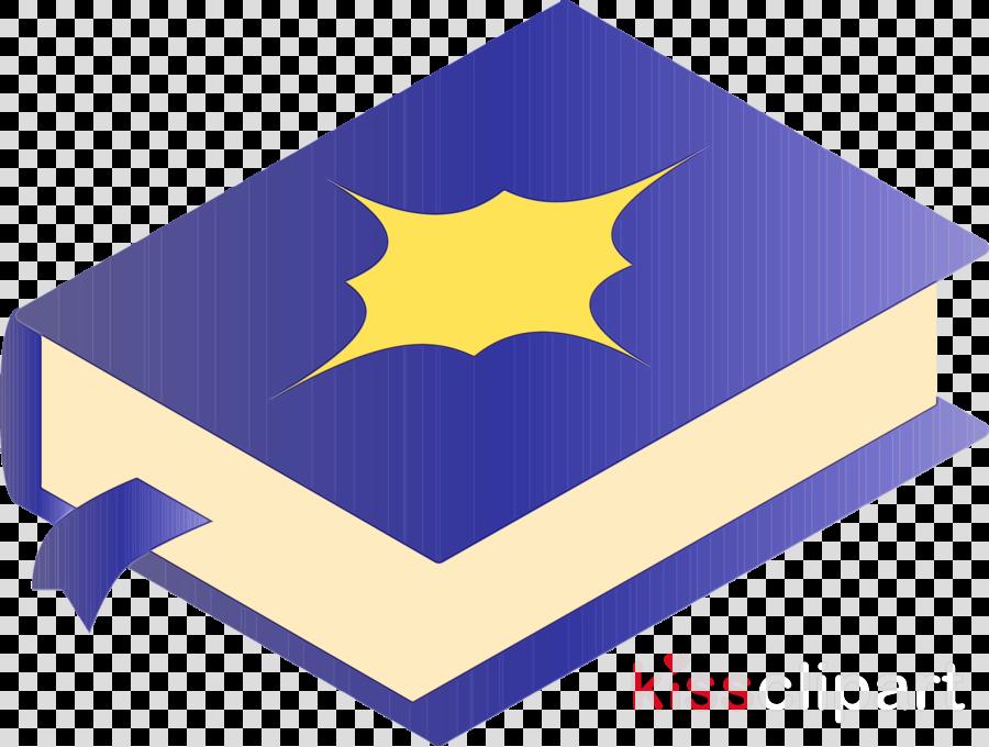 flag electric blue logo