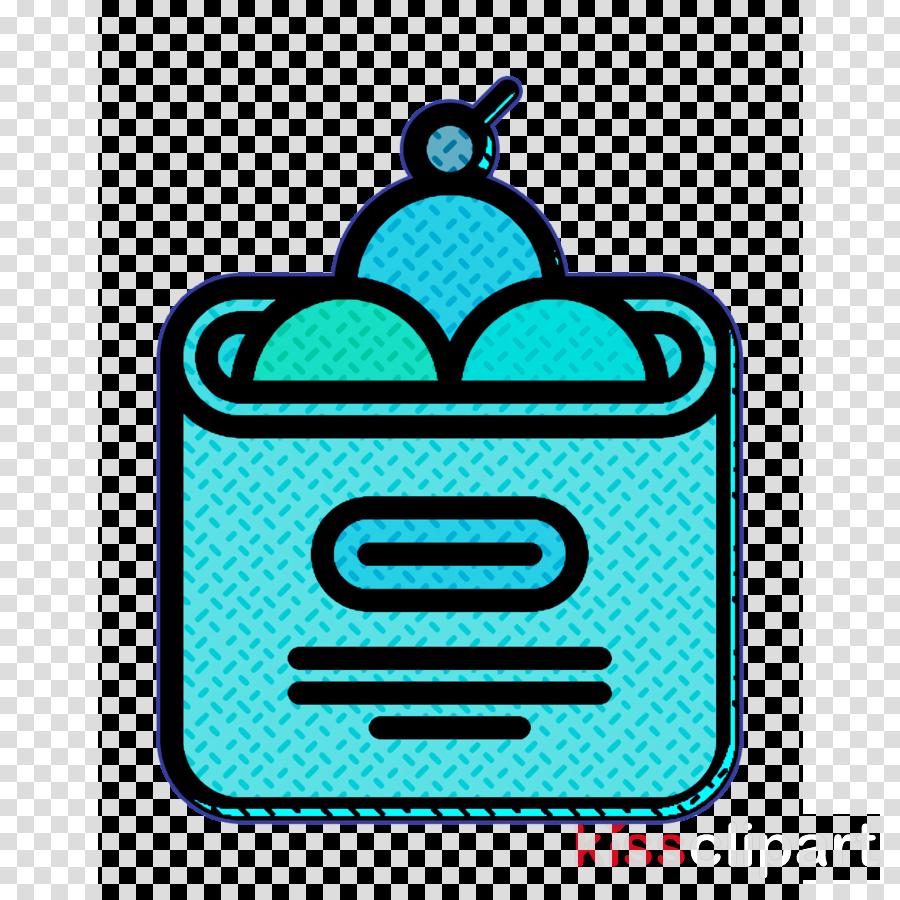 Ice cream icon Food and restaurant icon Ice Cream icon