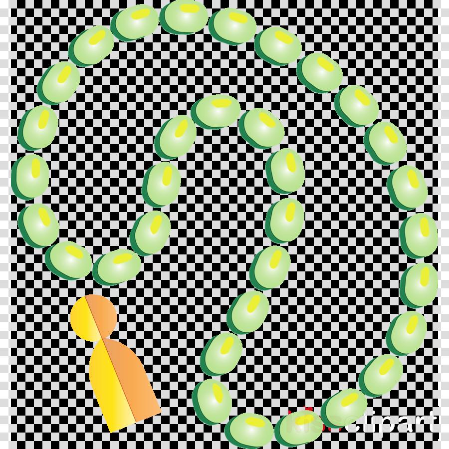 yellow bead jewellery circle