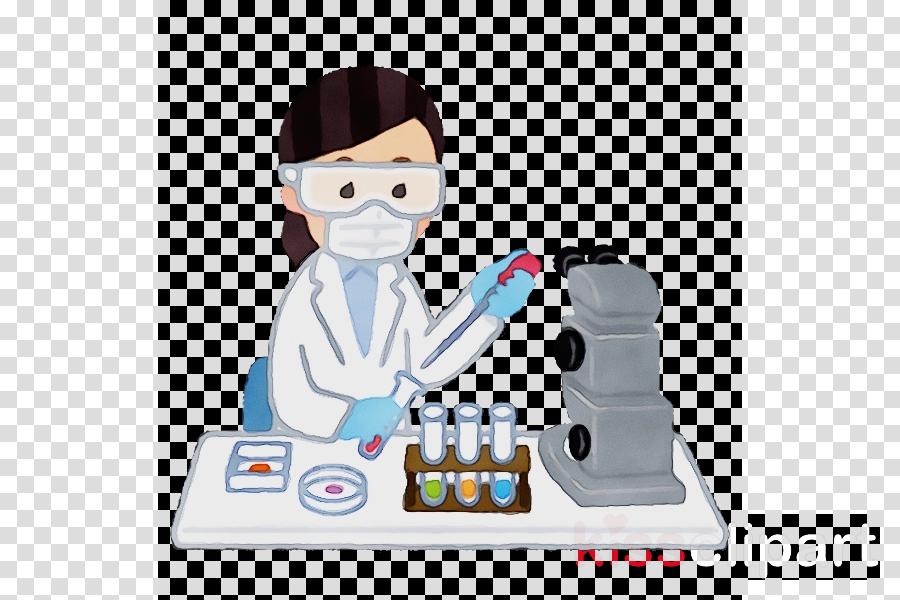 test tube chemist scientific instrument researcher toy