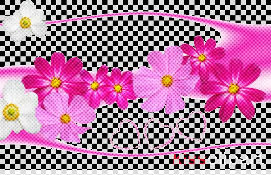pink petal flower plant hair accessory