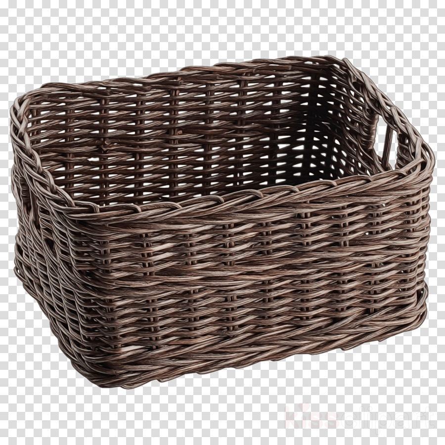 storage basket basket wicker home accessories rectangle