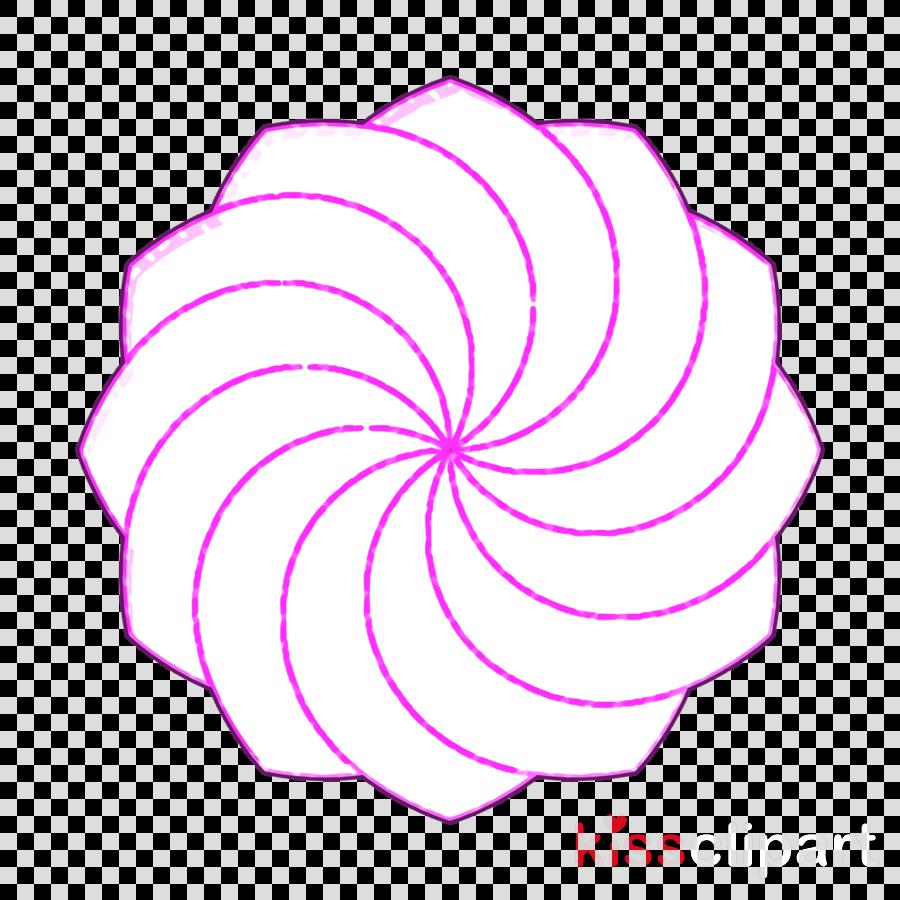 Marshmallow icon Candies icon Spiral icon