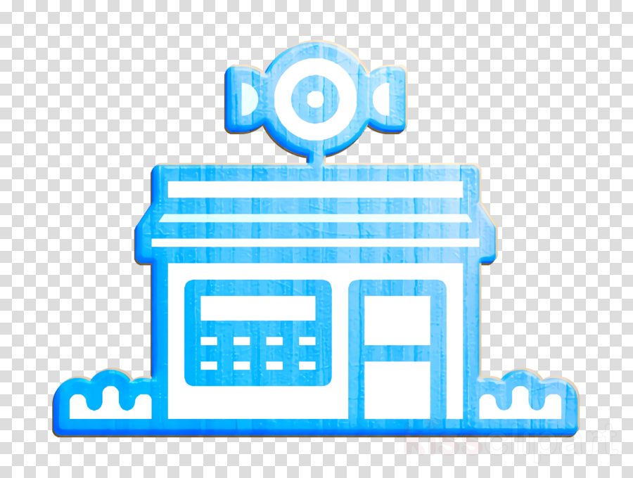 Candies icon Candy shop icon Food and restaurant icon