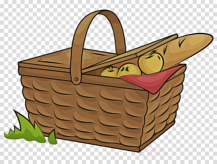 picnic basket storage basket basket home accessories wicker