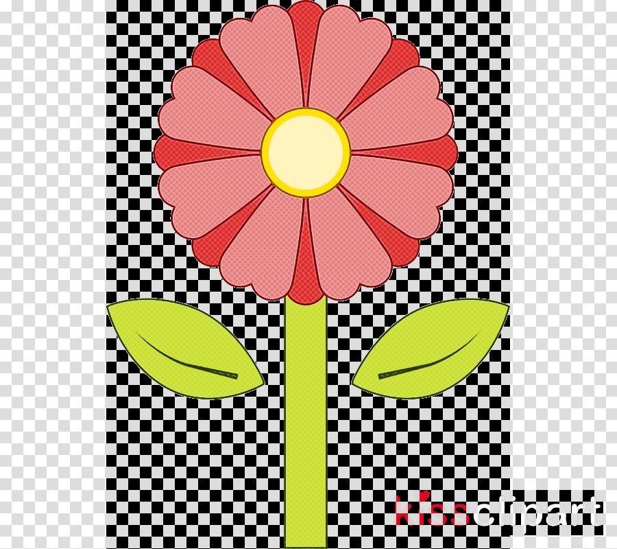 yellow flower plant gerbera petal