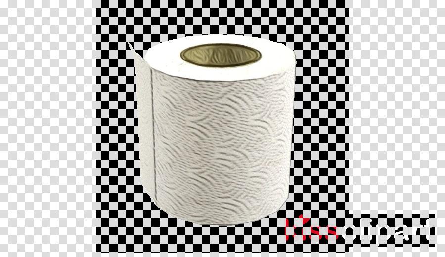 lighting paper towel holder table beige cylinder