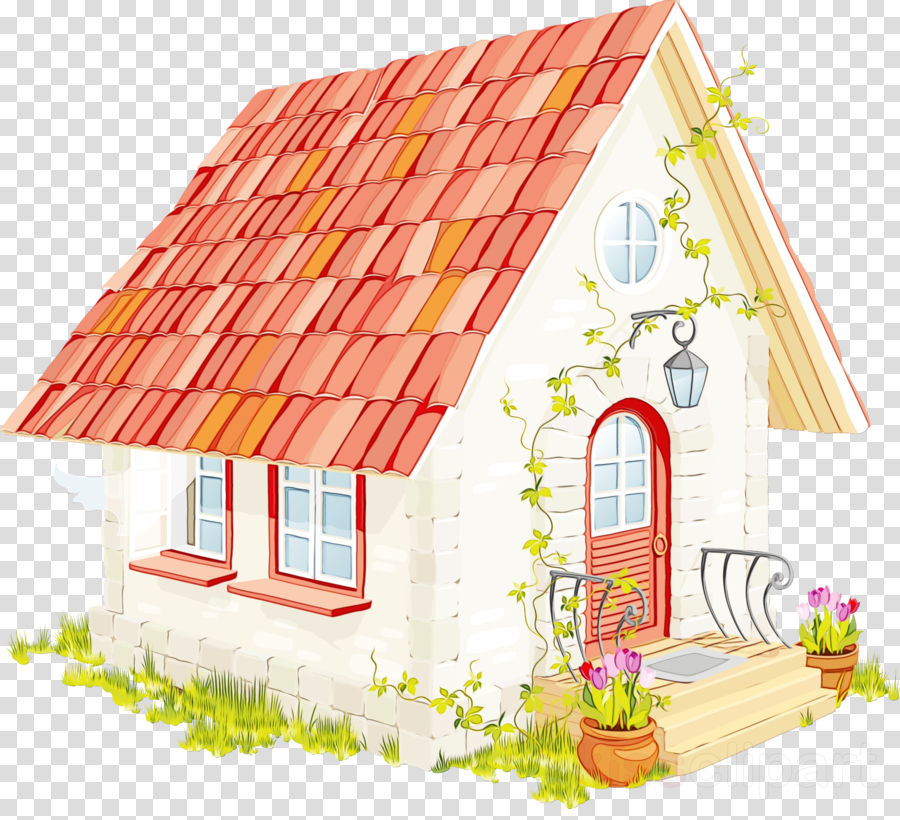 house property roof playhouse cottage