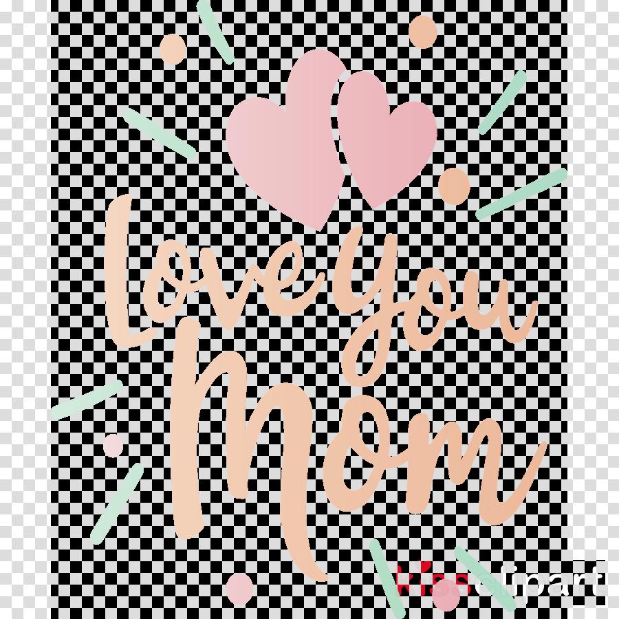 text font pink heart line