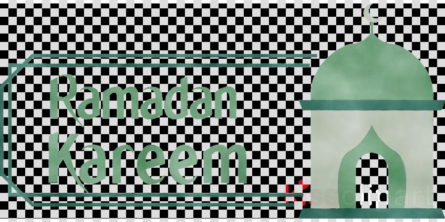 green logo font