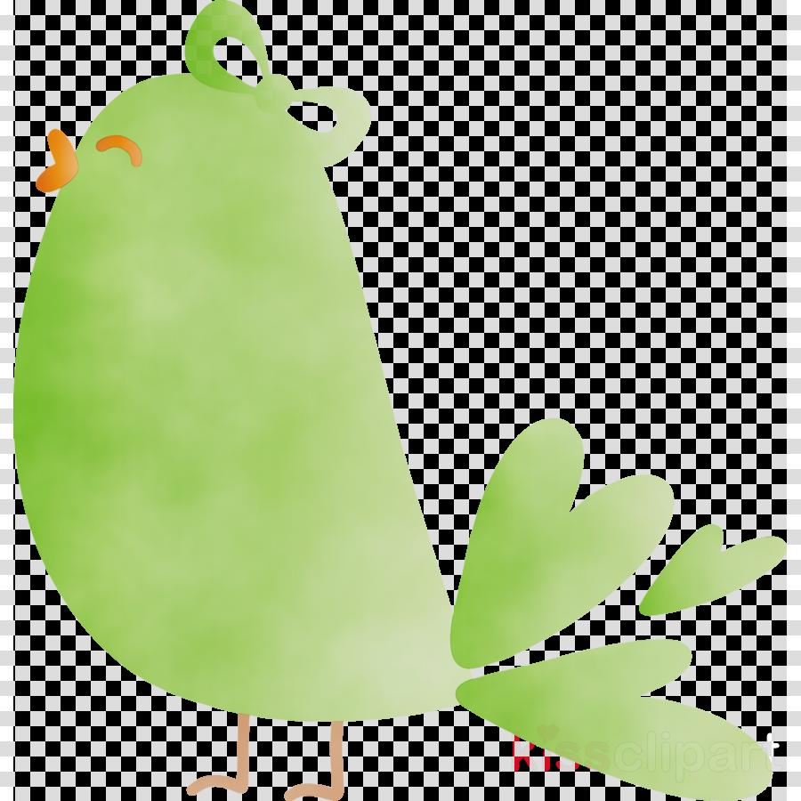 green chicken leaf rooster bird