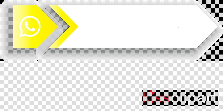 white yellow text line rectangle