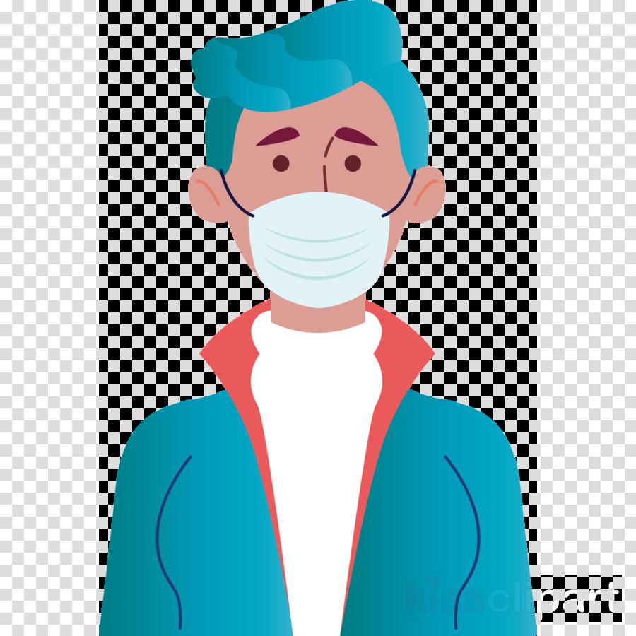 Wearing Mask Coronavirus Corona