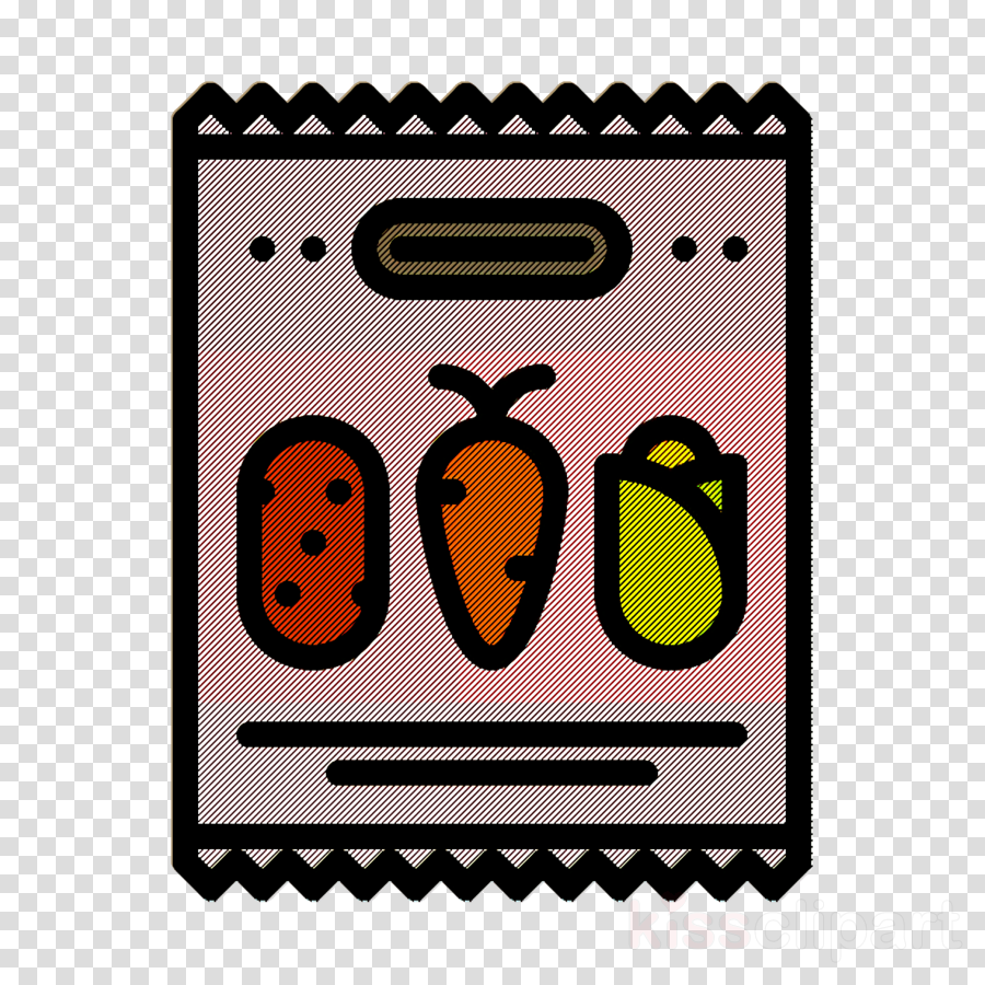 Food and restaurant icon Supermarket icon Mix icon