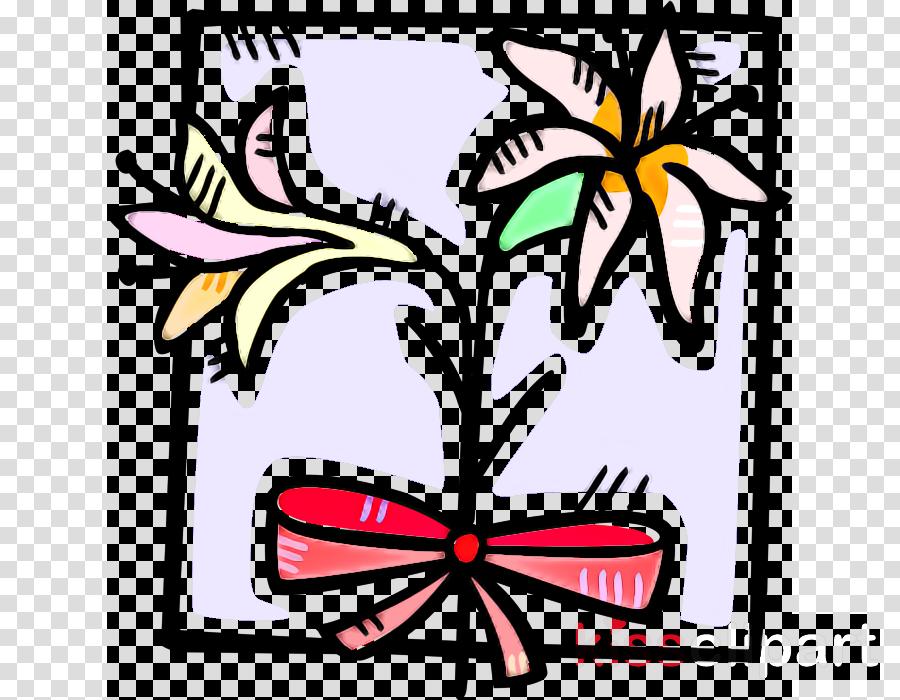 plant line art herbaceous plant