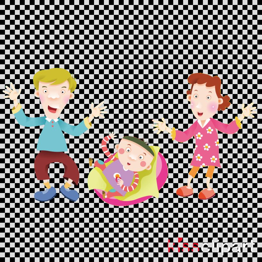 cartoon play child toy playset