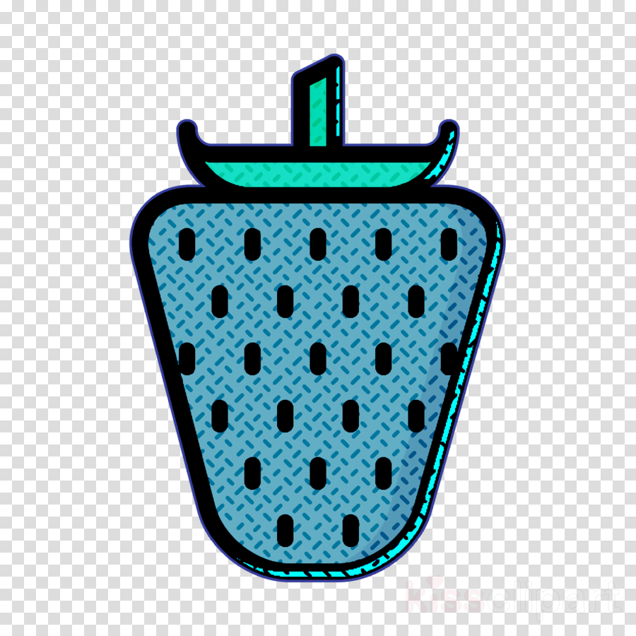 Strawberry icon Fruits and Vegetables icon Food and restaurant icon